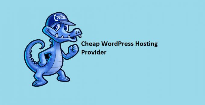 Cheap WordPress Hosting Provider