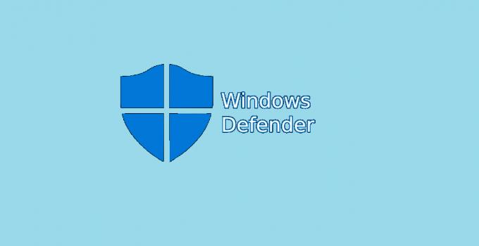 Microsoft Windows Defender Antivirus