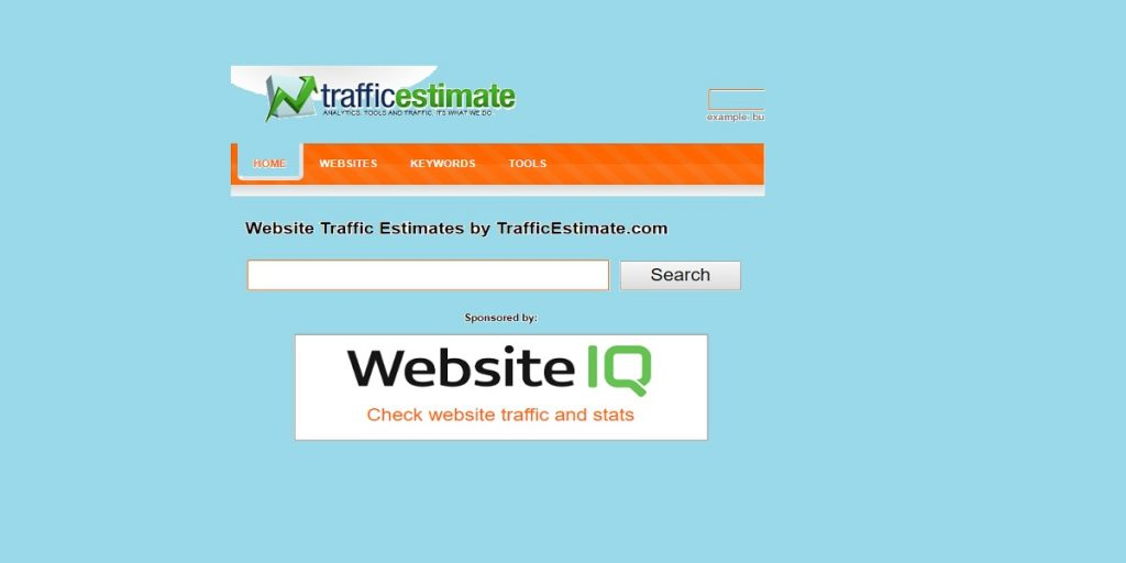 Traffic Estimate
