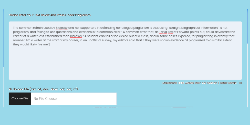 duplichecker.com plagiarism checker