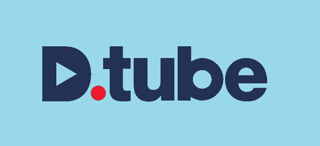 Dtube logo Youtube Alternativs