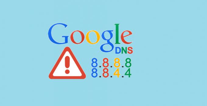 Free Valid Public DNS Servers
