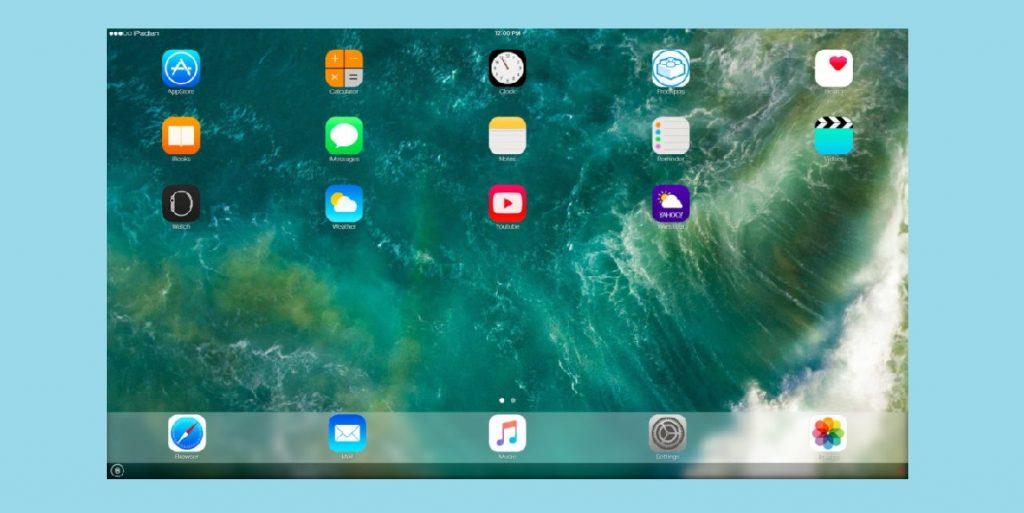 iPadian Best iOS Emulator for PC
