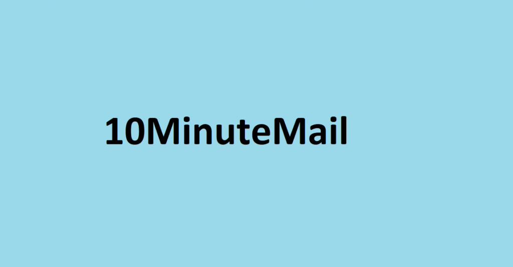 10MinuteMail