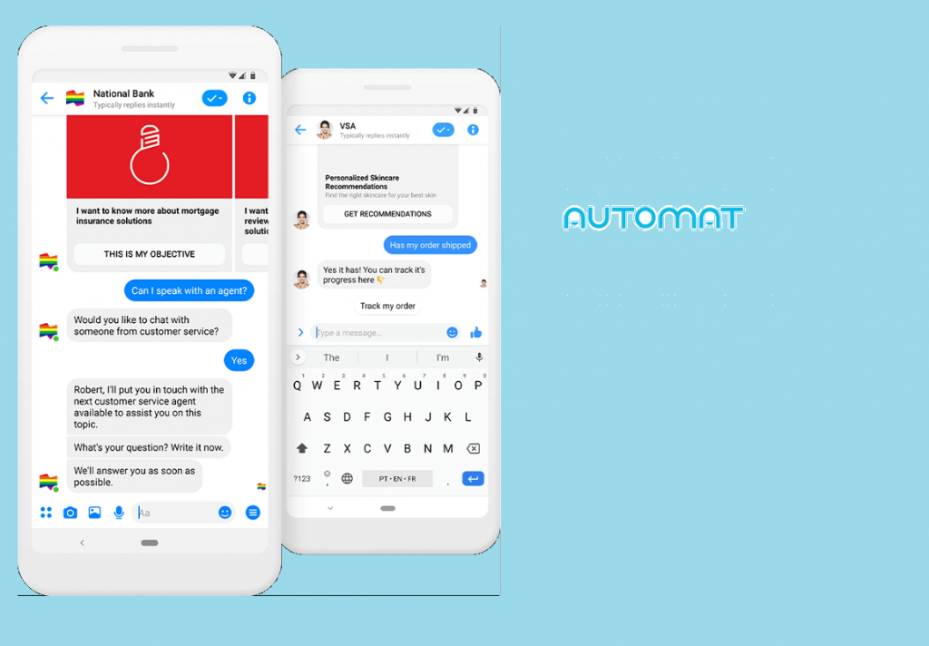 Automat ai chatbot