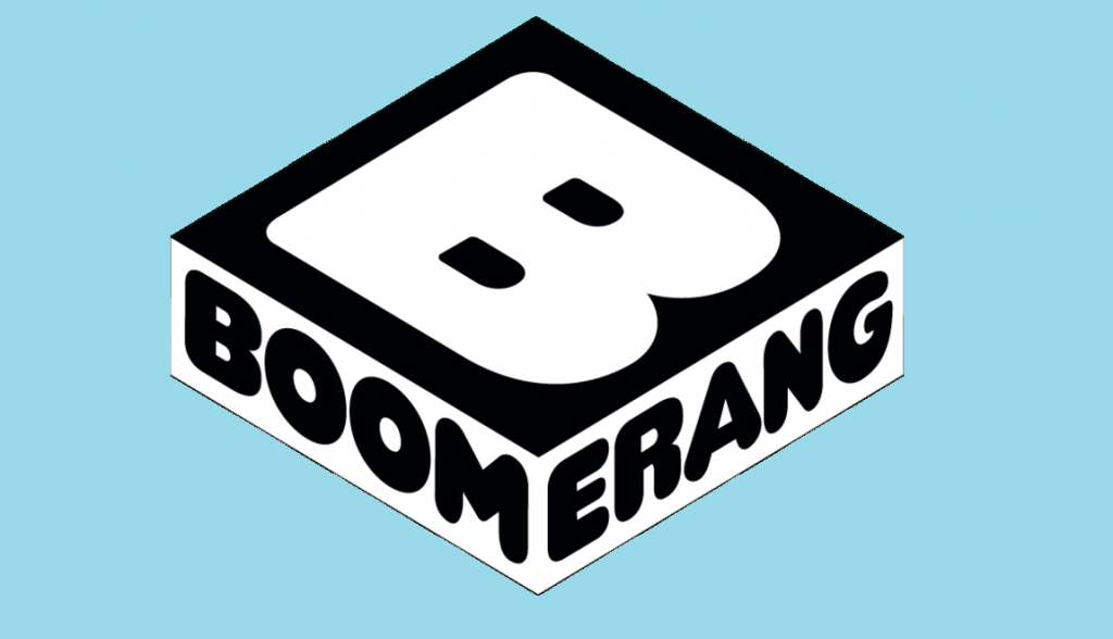 boomerang cartoon