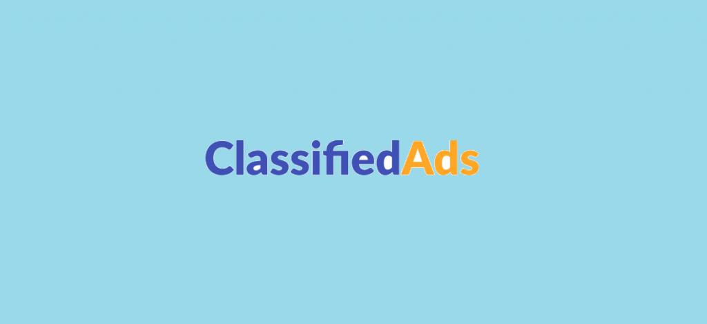 ClassifiedAds