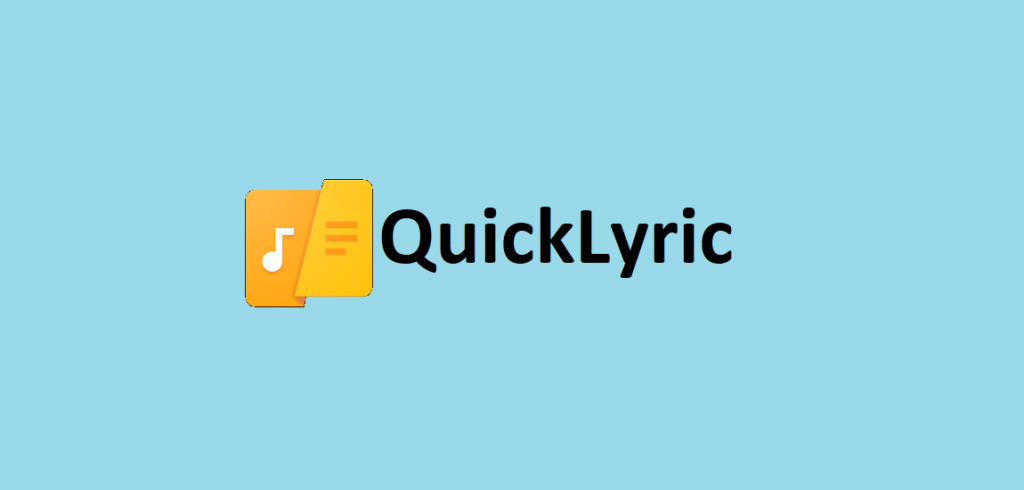 QuickLyric