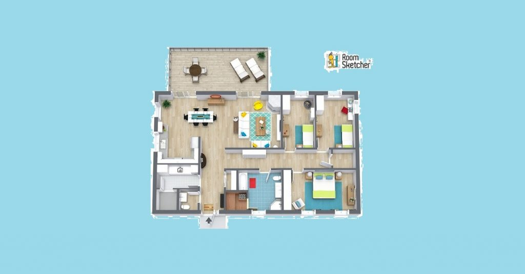 RoomSketcher Create Floor Plans and Home Designs Online
