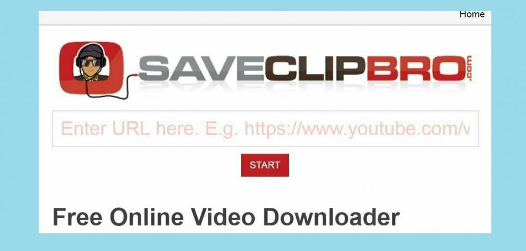 SaveClipBro