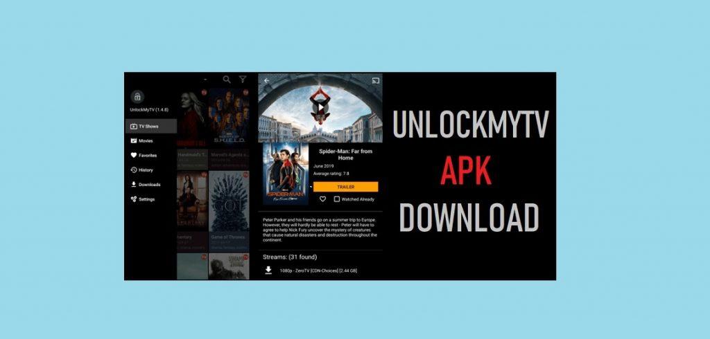 UnlockMyTV