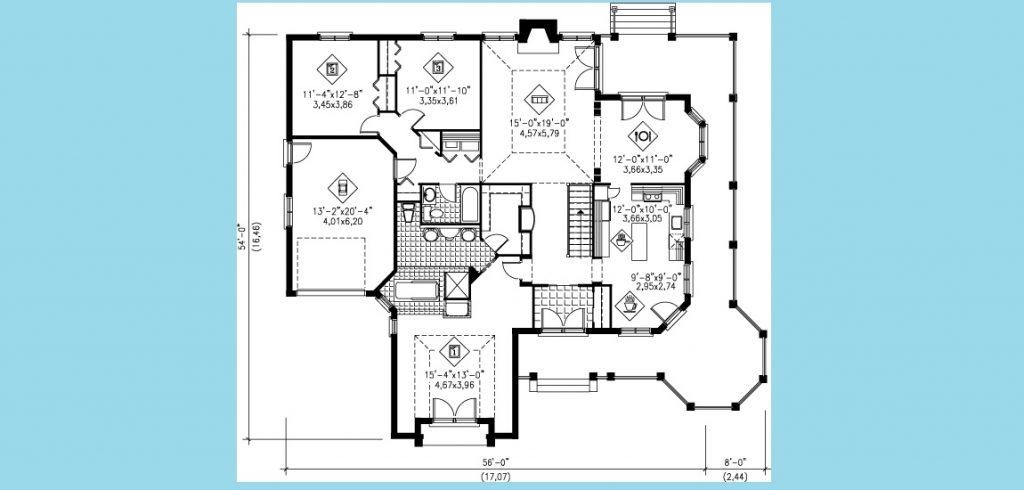 smartdraw floor plan