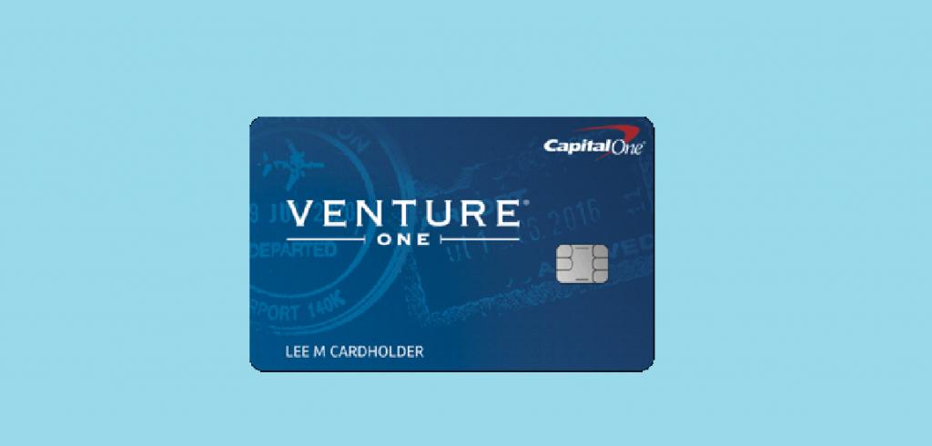 Capital One Venture One Rewards Credit Card