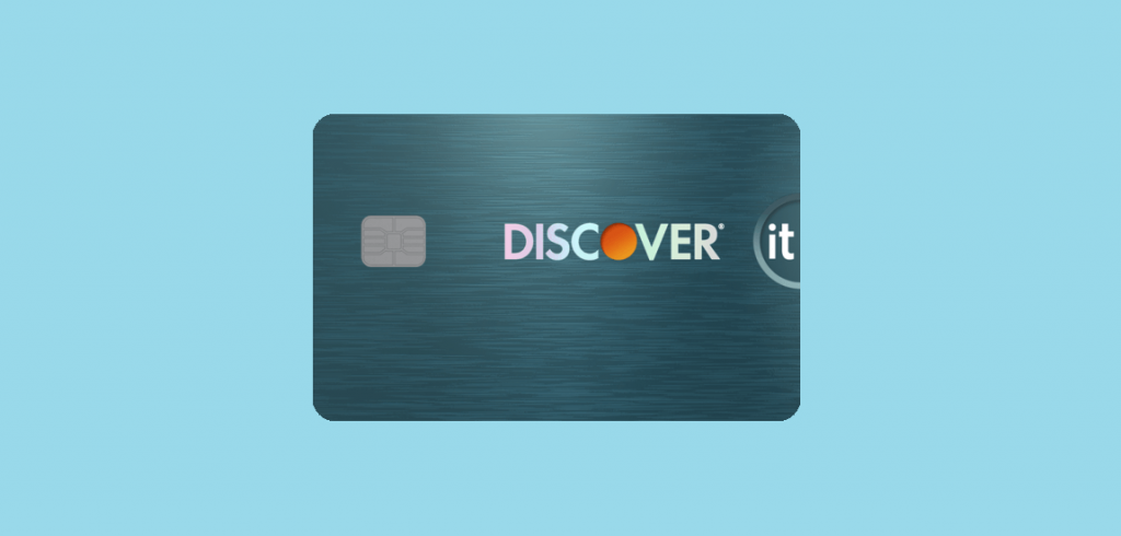 Discover Credit Card Reward for Everyday Spending