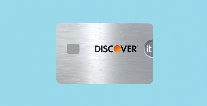 Discover it Student Cash Back review