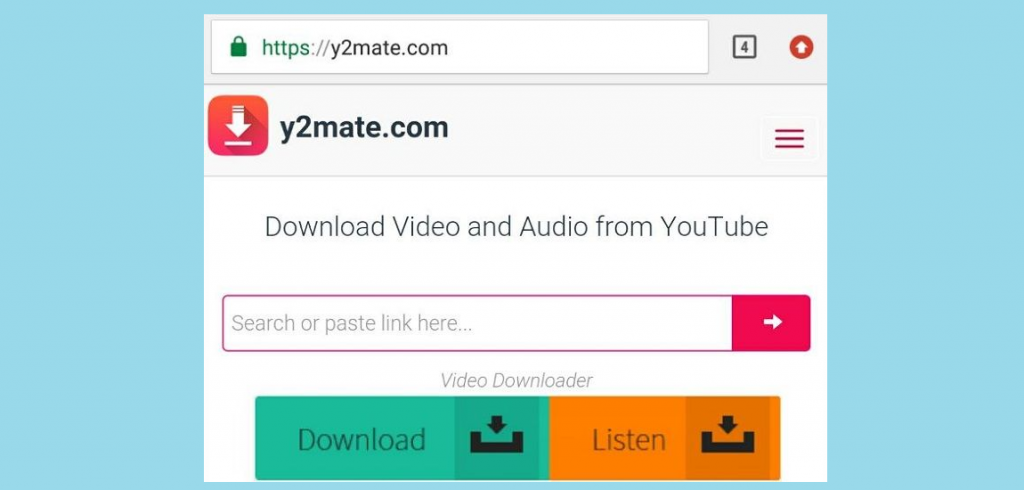 y2mate mp3