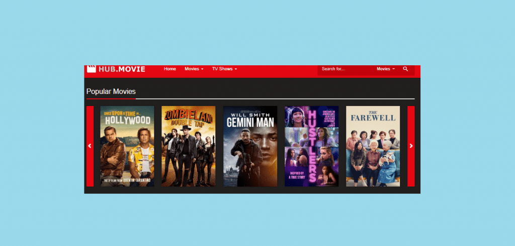 HubMovie streaming movie online