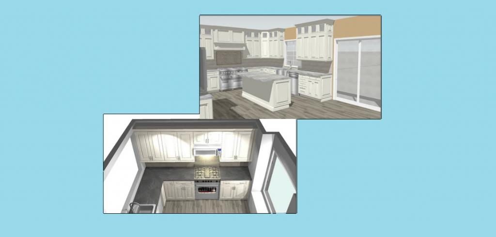 Lowe's Virtual Kitchen Designer