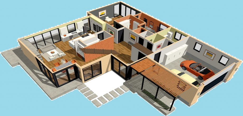 Roomstyler 3D Home Planner