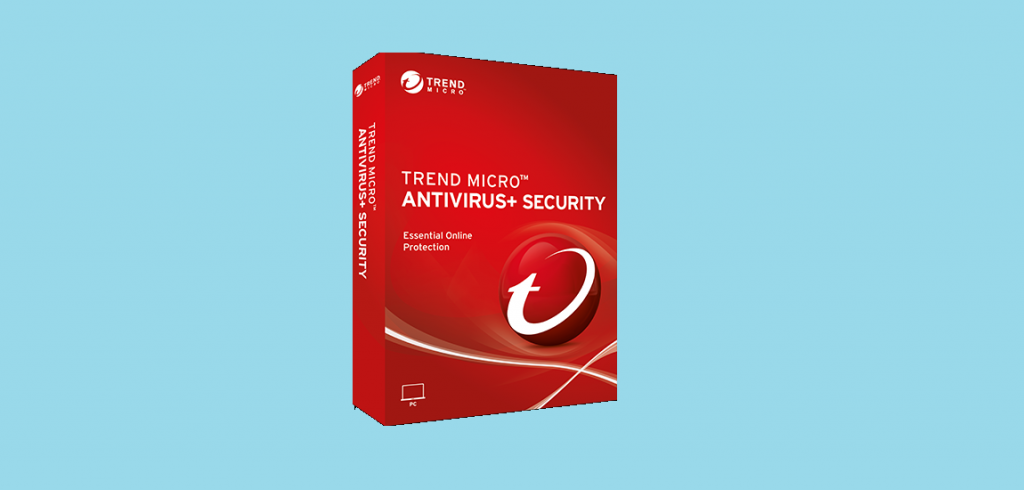 Trend Micro Antivirus+Security