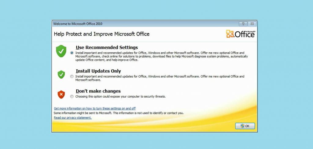 how to install Microsoft Office 2010 step by step