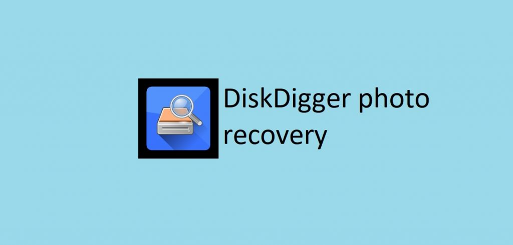 DiskDigger photo recovery