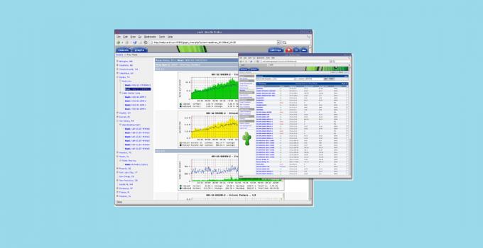 Bandwidth Monitor Software for Windows
