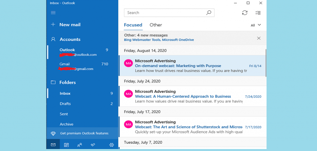 Access My Outlook Email on Windows 10