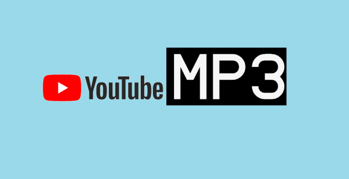 How to download mp3 from youtube
