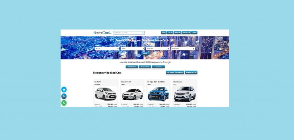 Choose the Right car rental company in Dubai