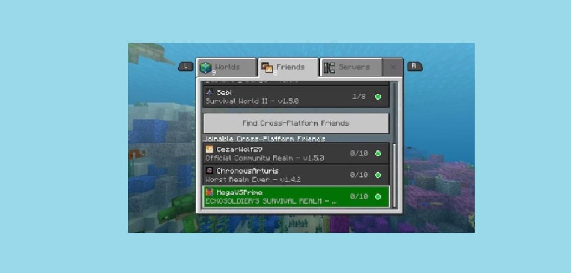 Microsoft Minecraft error