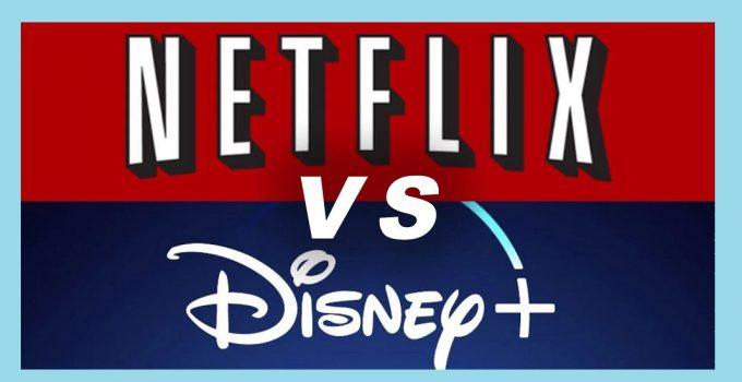 Netflix vs Disney Plus