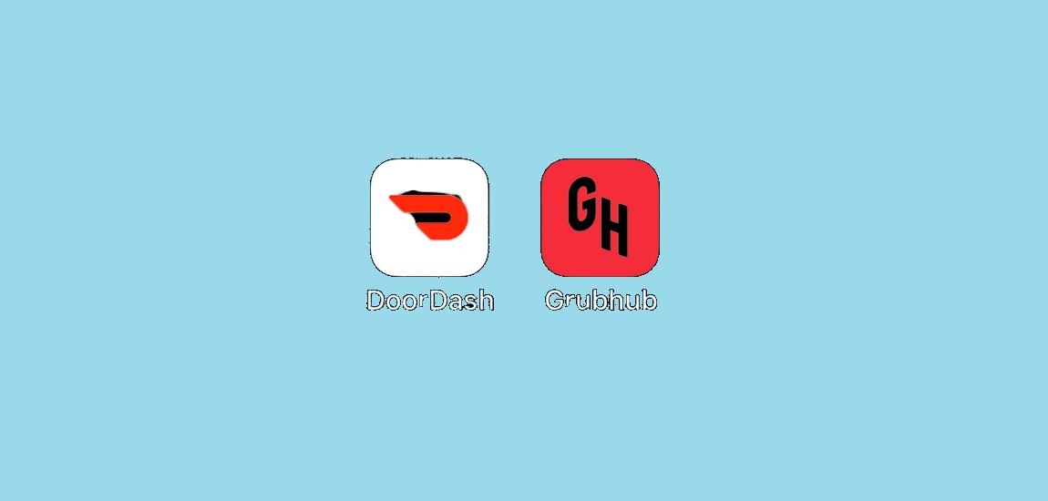 Grubhub VS Doordash Comparisons