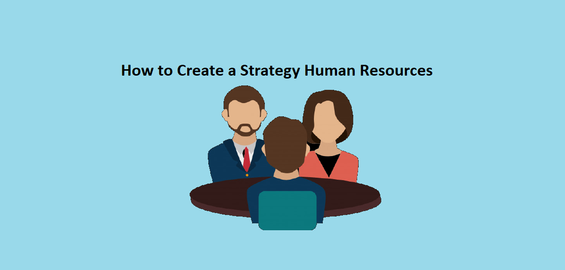 How to Create a Strategy Human Resources