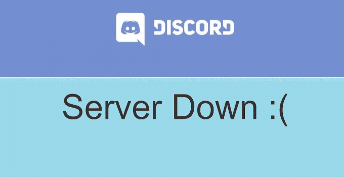 Is Discord Down Right Now