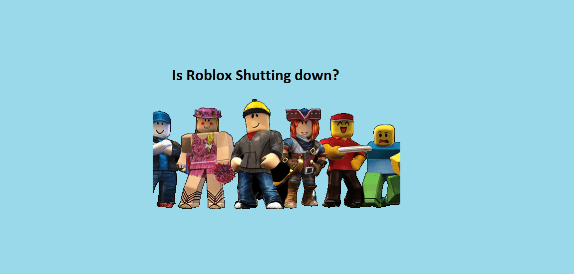 Is Roblox Shutting down right now