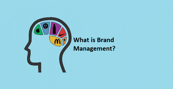What is Brand Management