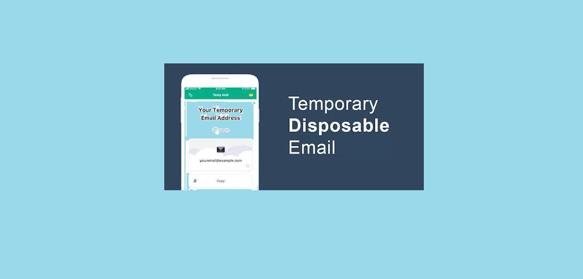 disposable temporary email