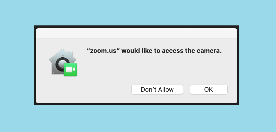 Zoom Camera Not Working - Dealing with Different Options to Solve It 1