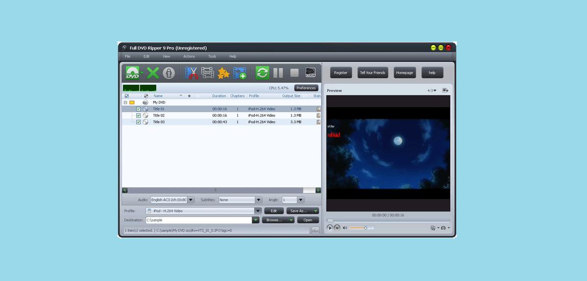 Best Free DVD Ripper For Windows