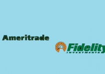 Comparison between Fidelity Vs Td Ameritrade