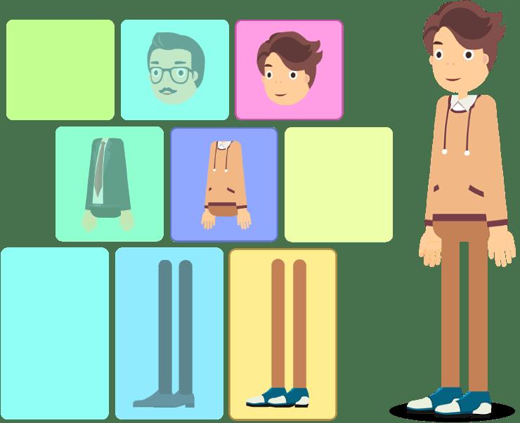Mango Animate Character Maker