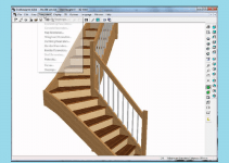 Professional 3D Staircase Design Software