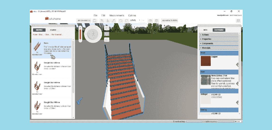 best stair design software