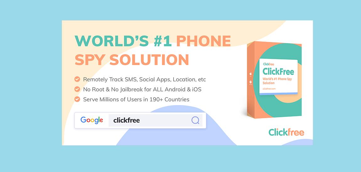clickfree spy app