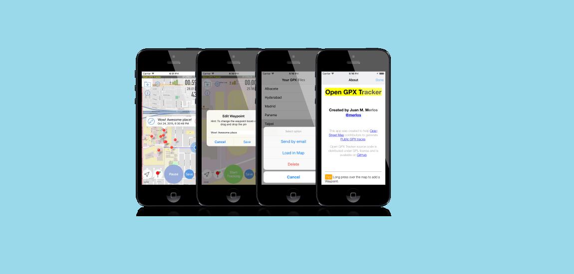 gps tracker app iphone