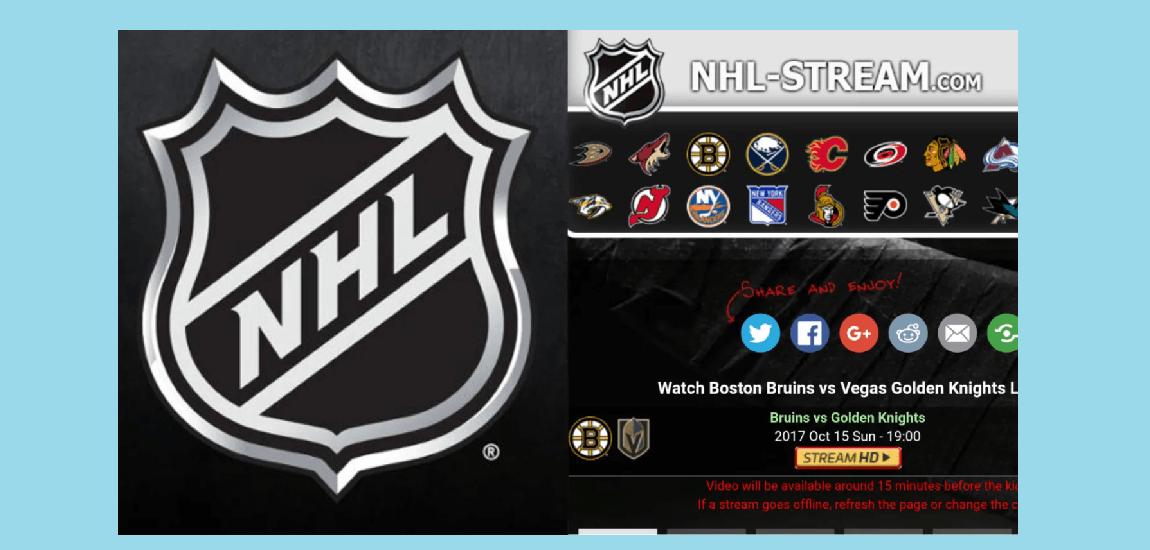 NHLstream 2021