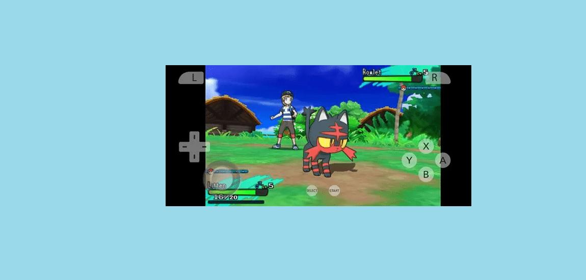 nintendo 3ds emulator pokemon