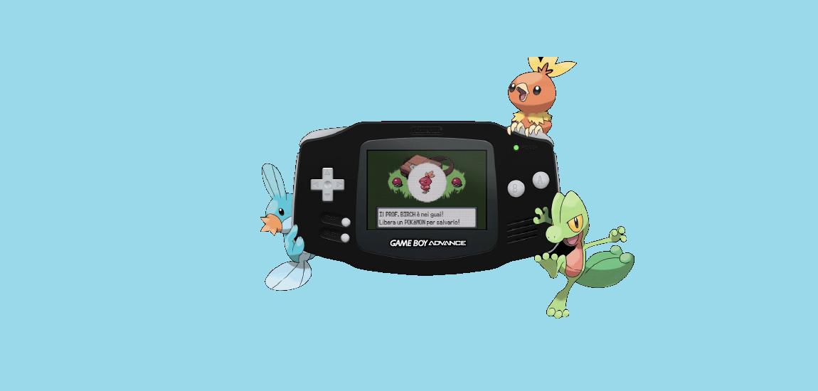 retroarch pokemon