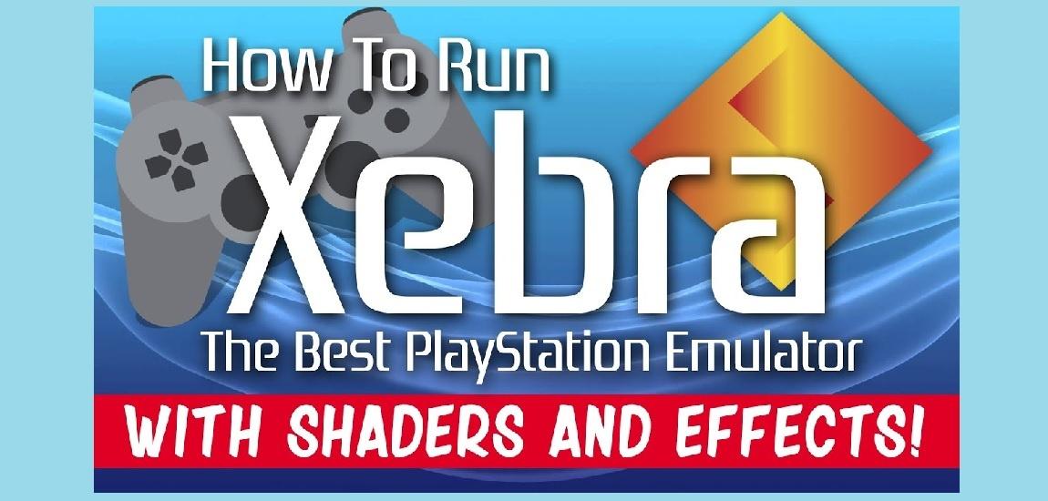 xebra ps1 emulator